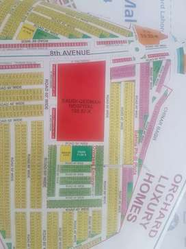 Bahria Orchard PH 4 Flat available 2nd floor