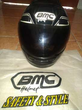 Helmet Motor BMC