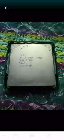 CPU Prosesor core i3-2120