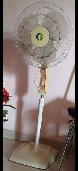 Compton Greaves Standing Fan