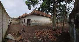 Dijual Tanah Pekarangan Lokasi Strategis dekat Kampus dan Rumah Sakit