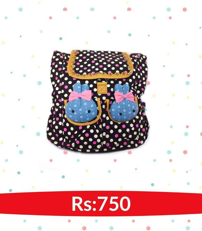 School, College, Uni Girls Bags 0