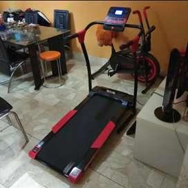 free Ongkir..TL 111 ELektrik TOTAL Fitness Treadmill