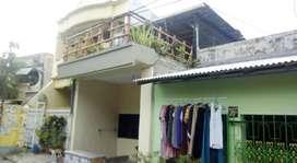 Rumah Kos Gubeng Airlangga lokasi strategis, tengah kota, kos aktif.