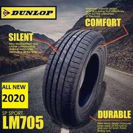 Dunlop Sp Sport LM705 ukuran 215/65 R16 Ban Mobil Terios Rush Alphard