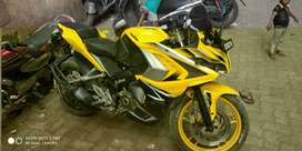 Pulsar RS 200 in brand new condition