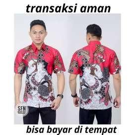 Batik hem keren BELI 3 FREE 1 !!