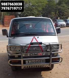 Maruti Suzuki Omni 8 Seater BSII, 2015, LPG