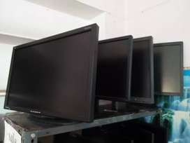 Hp,hcl,acer all branded lcd led monitets