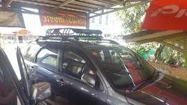 Rak Kuat Buzzrack Model Kerangka Plus Crossbar