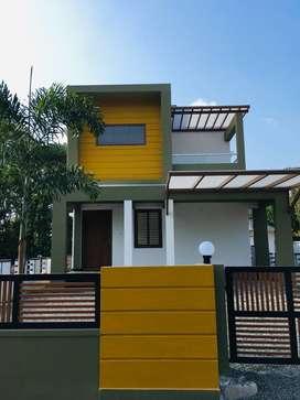 Designer Villas @ Puliyanam, Angamaly | 42.40 Lakhs onwards