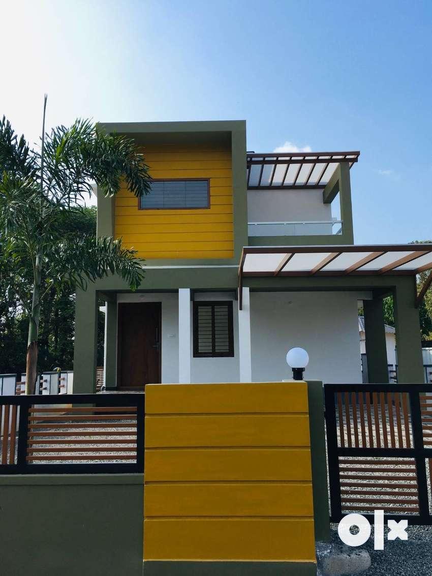 Designer Villas @ Puliyanam, Angamaly | 42.40 Lakhs onwards 0