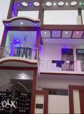 2 bed room set ground floor rent पर उपलब्ध हैं only family members