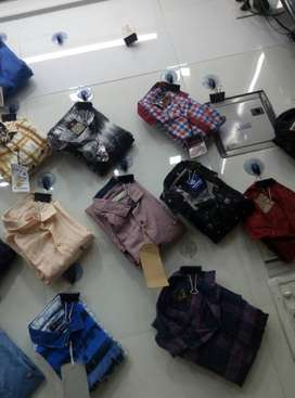 4 shirts at Rs 900 mein