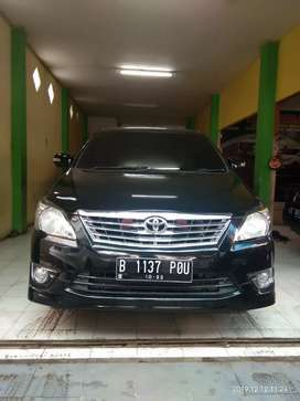 Toyota Kijang innova tipe G luxury manual bensin