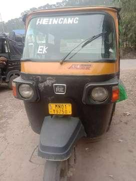 Bajaj diesel auto good condition