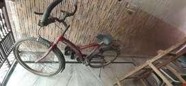 Hero street racer used bicycle.