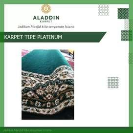 KARPET MASJID || Tipe Platinum Karpet Probolinggo Kab