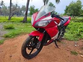Yamaha R15 V1 2010