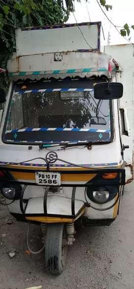 Vikram 3 chkka auto, loaded gaddi