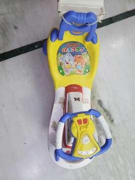 Kids magic car / cycle