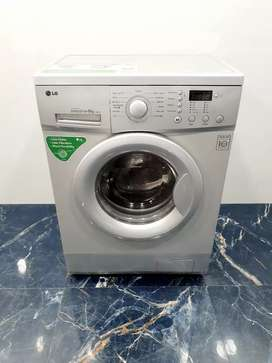 LG inverter direct drive 6kg front load fully automatic washing machin