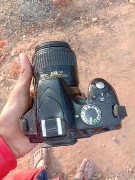 Rent in hazaribag Dslr 3200d Nikon
