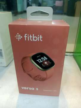 Fitbit Versa 3  Watch Original.New