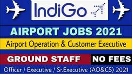 Indigo Airlines Statewise Recruitment 2021
