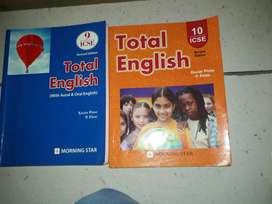 TOTAL ENGLISH CLASS IX AND CLASS X