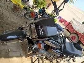 New bike good condtion