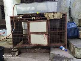 Pet cage sale