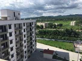 2 BHK Semi furnished Flat for rent in Deep Ganga Apartment, SIDCUL