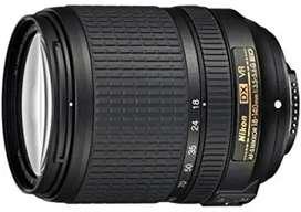 Nikon Camera Lens 18-105