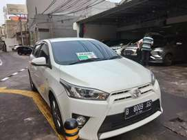 Toyota New Yaris 1.5 G autometic 2014 mint condition