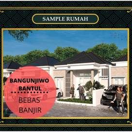 Rumah Siap Bangun: Akses Jalan 5 Meter 3 Km Permai Taman Tirta