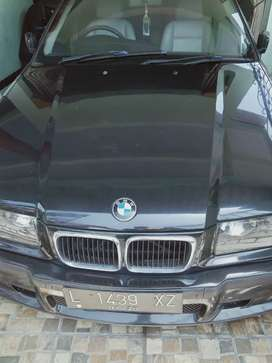 BMW 318 1998 cosmos black facelift limited edition nego murah