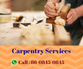 The Best Carpentry Services in Chennai