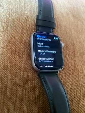 Apple watch series 4 44 mm (GPS + Cellular)