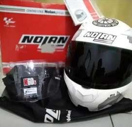Nolan N60.5 size L komplit like new
