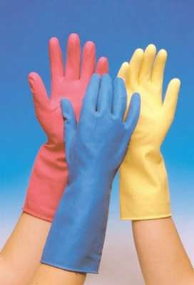 Sarung tangan latex sepasang