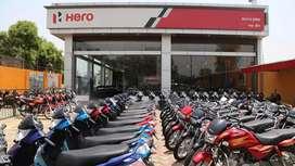 Hero showroom requirement