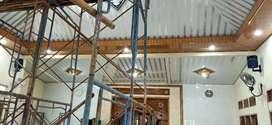 Plafon PVC murah berkualitas area demak dan sekitarnya