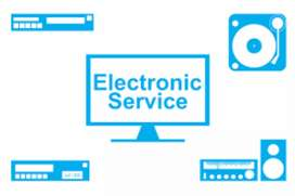 Electronic service 24x7 call