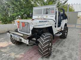 Modifed jeeps Gypsy Thar AC jeeps Willy's Jeeps open and closed jeeps