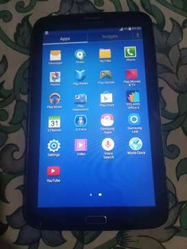 Samsung tab 3 for urgent sale