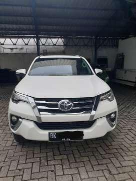 Toyota Fortuner VRZ 2016 Diesel A/T