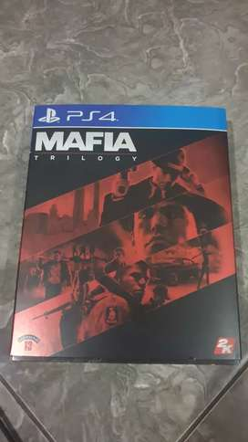 Bd ps4 kaset ps4 Mafia Trilogy
