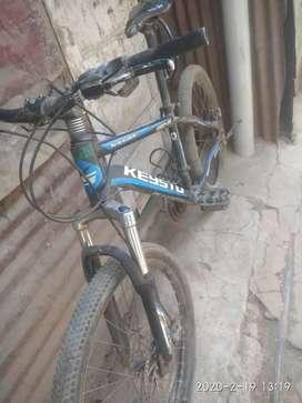 Bicycle keysto ks007-215  double Diss or gair