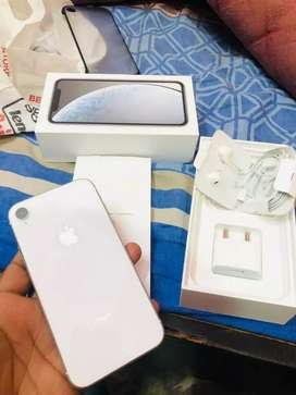 Apple... iPhone.. XR 256gb ..top condition..